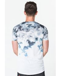11 Degrees - Blue Sub T-shirt for Men - Lyst