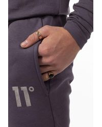 11 Degrees - Multicolor Platinum Joggers for Men - Lyst