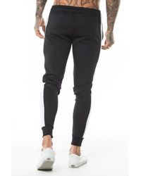 11 Degrees | Black Poly Pant for Men | Lyst