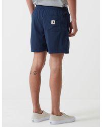 8dda17668a930 Carhartt Drift Swim Shorts in Blue for Men - Lyst