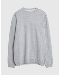 Norse Projects | Gray Arild Alpaca Wool Jumper for Men | Lyst