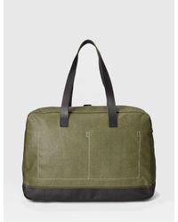 Ally Capellino - Green Dave Weekend Bag for Men - Lyst