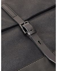 Ally Capellino - Black Dave Weekend Bag for Men - Lyst