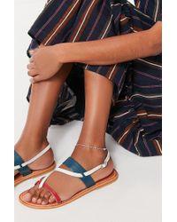 Urban Outfitters - Metallic Skye Western Beaded Anklet - Lyst