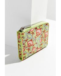 Urban Outfitters - Pink '90s Printed Wallet - Lyst