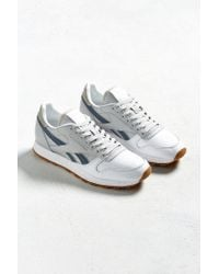 40e2d4981dbf1 Lyst - Reebok Reebok X Extra Butter For Uo Classic Leather Sneaker ...