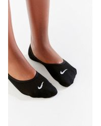 Nike - Black Nike Everyday Lightweight No-show Liner Sock - Lyst