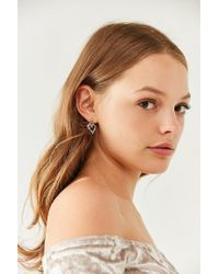 Urban Outfitters - Metallic Roxi Mismatched Post Earring Set - Lyst