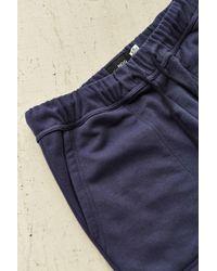 BDG - Blue Knit Jogger Pant for Men - Lyst