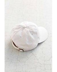 American Needle | Natural Washed Canvas Baseball Hat | Lyst