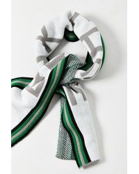 Urban Outfitters - Green Uo Soccer Scarf - Lyst