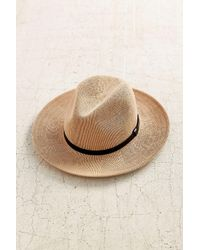 Urban Outfitters - Brown Dreamer Jute Nubby Panama Hat - Lyst