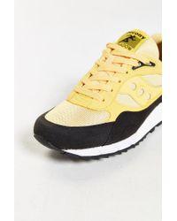 Saucony   Yellow Shadow 6000 Betta Pack Running Sneaker for Men   Lyst