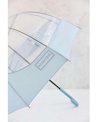 HUNTER | Blue Original Bubble Umbrella | Lyst