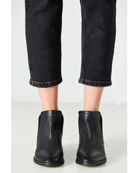 Dolce Vita - Black Tessey Ankle Boot - Lyst