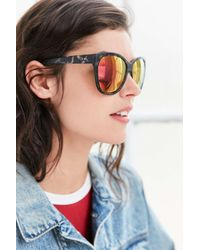 Quay - Black About Last Night Sunglasses - Lyst