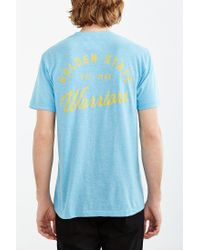 Urban Outfitters | Blue Golden State Warriors Tee for Men | Lyst