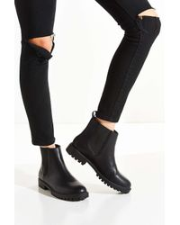 Urban Outfitters | Black Toba Chelsea Boot | Lyst