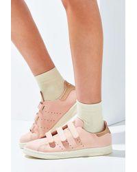 Adidas Originals   Multicolor + Uo Nubuck Stan Smith Sneaker   Lyst