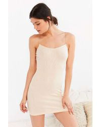 Out From Under - Multicolor Seamless Rib Slip - Lyst