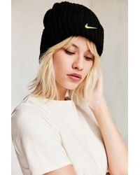 Nike - Black S+ Beanie 2 - Lyst
