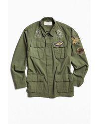 Deus Ex Machina | Blue Military Shirt Jacket for Men | Lyst
