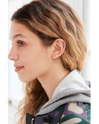 Urban Outfitters | Metallic Mac Ear Cuff Earring | Lyst