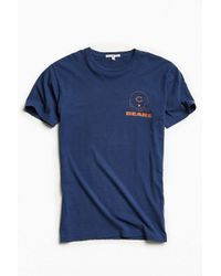 Junk Food | Blue Chicago Bears Tee for Men | Lyst