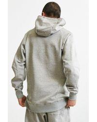 Adidas Originals - Gray Xbyo Hoodie Sweatshirt for Men - Lyst