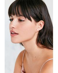 Urban Outfitters | Pink Candy Heart Post Earring | Lyst