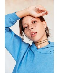 Urban Outfitters | Multicolor Tula Single Shell Choker Necklace | Lyst
