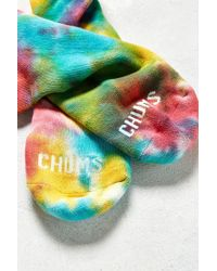 Chums - Multicolor Tie-dye Ankle Sock - Lyst