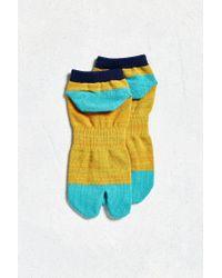 Chums - Orange Tabicks Sock - Lyst