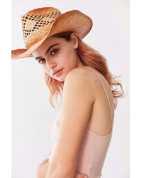Urban Outfitters | Brown Rodeo Cowboy Hat | Lyst