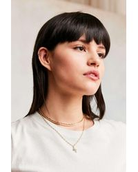 Urban Outfitters | Yellow Robin Layering Necklace Set | Lyst