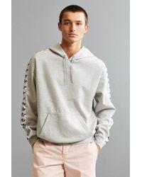 4633beab30e8 Lyst - adidas Originals Tnt Tape Hoodie Sweatshirt in Gray for Men