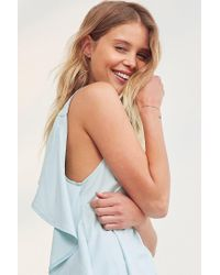 Kimchi Blue - Green Party In The Back Tank Top - Lyst