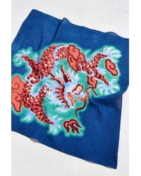 Urban Outfitters | Blue Dragon Bandana | Lyst
