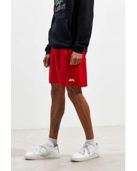 Stussy Red Water Short for men