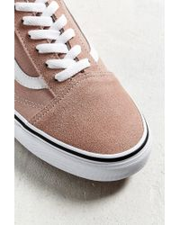 Vans - Pink Old Skool Mahogany Sneaker for Men - Lyst