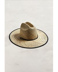 a91e09cb69f Lyst - Urban Outfitters Lifeguard Hat in Brown for Men