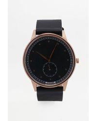 HyperGrand - Black Classic Leather Watch - Lyst