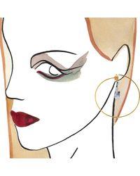 Caterina Zangrando | Metallic Zira Earrings | Lyst