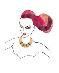 Lizzie Fortunato | Pink Flower 1970 Necklace | Lyst