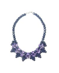 EK Thongprasert - Blue Auilegia Alpina Necklace - Lyst