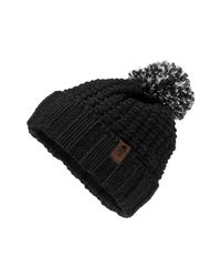 The North Face Black Cozy Chunky Beanie
