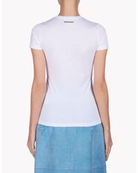 DSquared² - Multicolor Tee - Lyst
