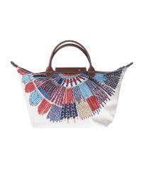 Longchamp - Multicolor Tophandlem - Lyst