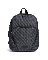 Vera Bradley Blue Hadley Backpack