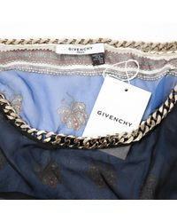 Givenchy - Multicolor Pre-owned Multicolour Silk Top - Lyst